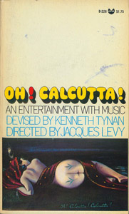 Front Cover : Oh! Calcutta!