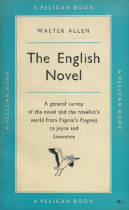 Cubierta de la obra : The English novel
