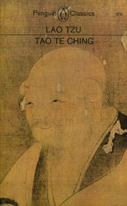 Cubierta de la obra : Tao te ching