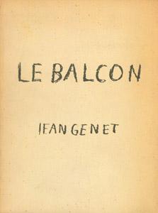 Front Cover : Le balcon