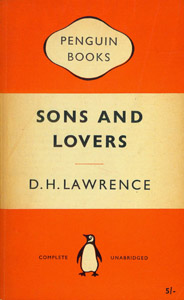 Front Cover : Sons and lovers