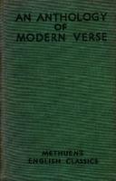 Ver ficha de la obra: anthology of modern verse