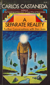 Front Cover : A separate reality