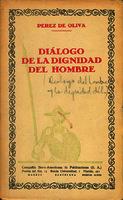 Ver ficha de la obra: Diálogo de la dignidad del hombre