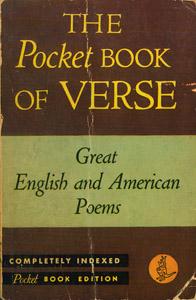 Cubierta de la obra : The Pocket book of verse