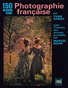 Front Cover : 150 ans de photographie française