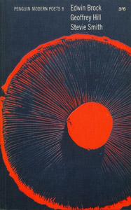 Cubierta de la obra : Edwin Brock, Geoffrey Hill, Stevie Smith