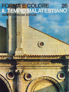 Front Cover : Il tempio malatestiano