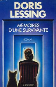 Cubierta de la obra : Mémoires d'une survivante