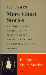 Front Cover : More ghost stories
