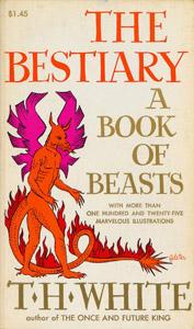 Cubierta de la obra : The Bestiary