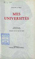 Ver ficha de la obra: Mes universités