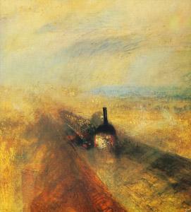 Cubierta de la obra : La peinture romantique anglaise et les préraphaélites