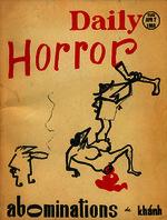 Ver ficha de la obra: Daily horror
