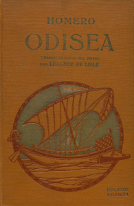 Front Cover : Odisea