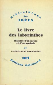 Front Cover : Le livre des labyrinthes