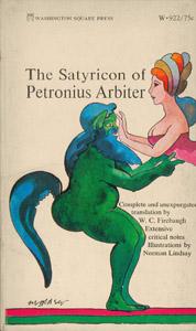 Front Cover : The Satyricon of Petronius Arbiter