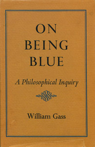Front Cover : On being blue