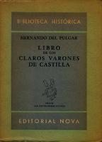 Ver ficha de la obra: Libro de los claros varones de Castilla