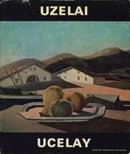 Cubierta de la obra : La obra pictórica de Jose Mª de Ucelay