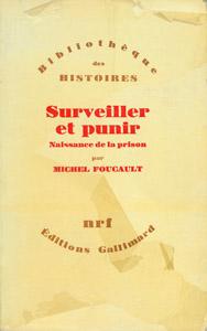 Front Cover : Surveiller et punir