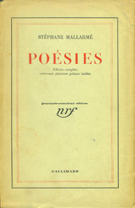 Front Cover : Poésies