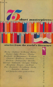 Front Cover : Seventy five short masterpieces