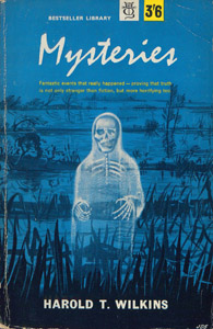 Front Cover : Mysteries