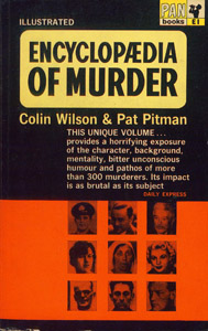 Front Cover : Encyclopaedia of murder