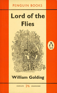 Cubierta de la obra : Lord of the flies