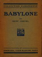 Ver ficha de la obra: Babylone