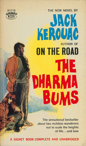 Front Cover : The dharma bums