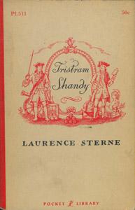 Cubierta de la obra : The life and opinions of Tristam Shandy, Gentleman