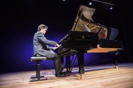 Juan Carlos Garvayo,  Josep Soler i Sardà y  Benet Casablancas. Hoy. Chopin en España, 2017