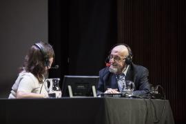 Arnoldo Liberman y  Laura Prieto. Concierto/Ciclos de Miércoles: Ginastera, del nacionalismo al realismo mágico (I), 2017
