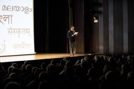 Juan Arnau. Ciclos de conferencias: Maestros de la sabiduría (III). Buda, 2017