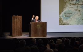 Manuel Fraijó Nieto. Ciclos de conferencias: Maestros de la sabiduría (II). Confucio, 2017