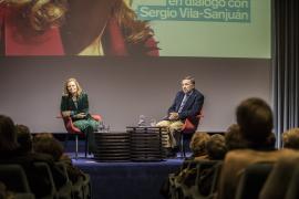 Carme Riera y  Sergio Vila-Sanjuán. Poética y Narrativa: Carme Riera, 2017
