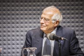 Íñigo Alfonso y  Josep Borrell. Memorias de la Fundación: Josep Borrell, 2017