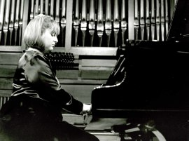 Esther Andueza. Recital de piano , 1993