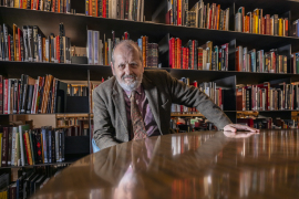 Ramón Mayrata. Entrevista  sobre la Biblioteca de Ilusionismo, 2019