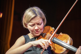 Alina Ibragimova. Beethoven: el cambio permanente, 2020