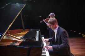 Cédric Tiberghien y Alina Ibragimova. Beethoven: el cambio permanente, 2020