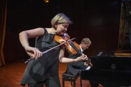 Alina Ibragimova y Cédric Tiberghien. Beethoven: el cambio permanente, 2020
