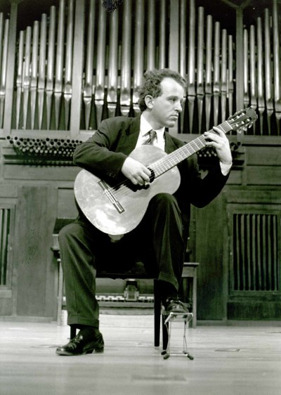 Reinhold Bohrer. Recital de guitarra