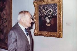 Joan Miró. Vista parcial. Henri Matisse. Óleos, dibujos, gouaches, découpées, esculturas y libros, 1980