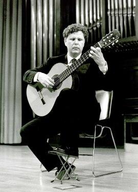Ramón Magaz. Recital de guitarra , 1993