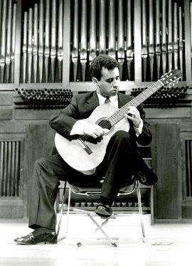 Gabriel Jesús Cámara López. Recital de guitarra , 1993