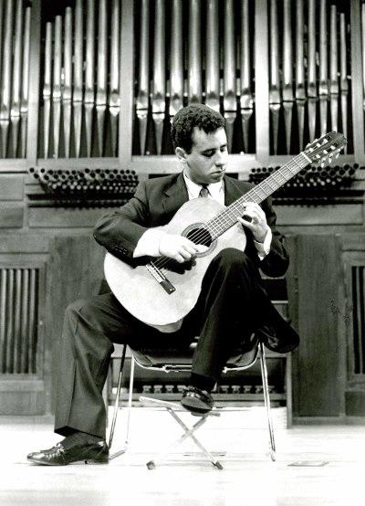 Gabriel Jesús Cámara López. Recital de guitarra