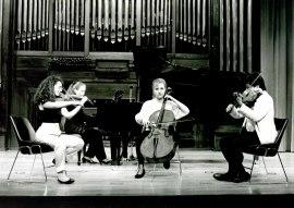 Escuela Superior de Música Reina Sofía. Concierto Escuela Superior de Música Reina Sofía , 1993